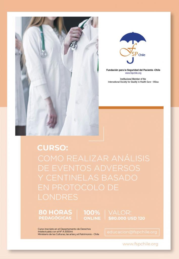 Imagen del Curso Analisis de Eventos Adversos y Centinelas.